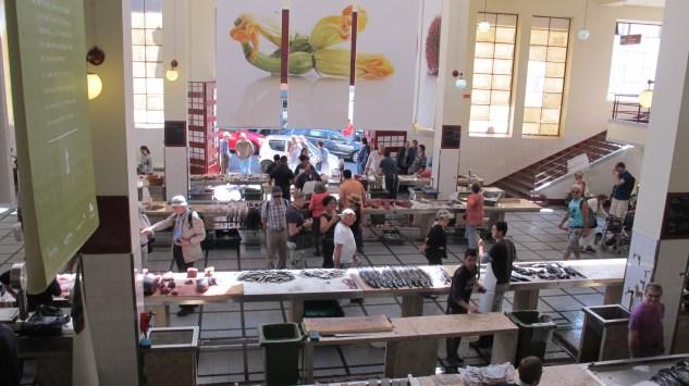 Fischhalle von Funchal