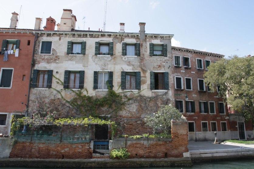 Ursprüngliches Venedig Vintage Reise