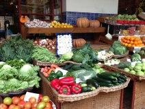 Bauernmarkt Funchal, Portugal