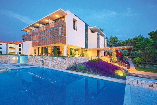 Pool Amor Velaris Resort Dalmatien