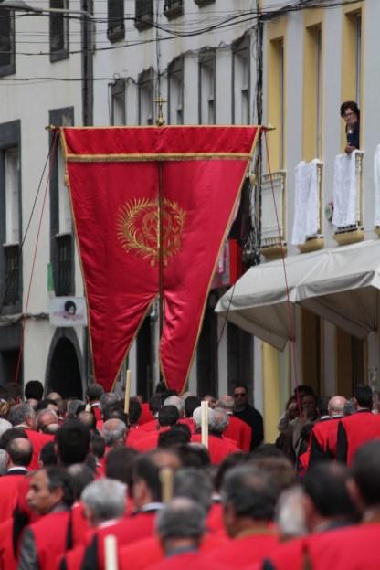 Prozession der Gläubigen