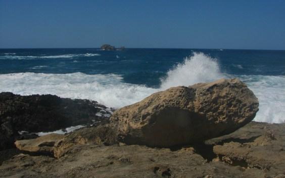 Wellen Brandung Mallorca