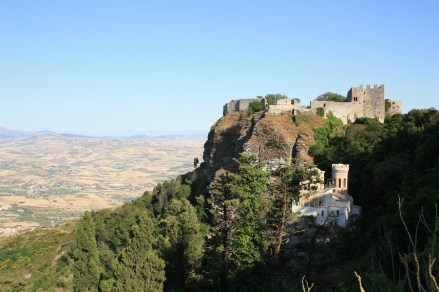 das historische Castello di Venere