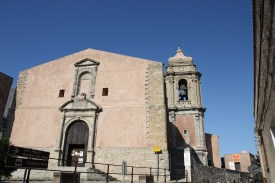 Kirche San Giuliano in Erice auf Sizilien