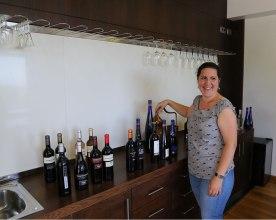 Weinprobe in der Bodega Mar de Frades
