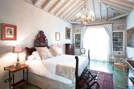 Doppelzimmer der Hacienda de Abajo by Vikhotels