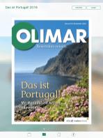 OLIMAR App Screenshot Smartphone