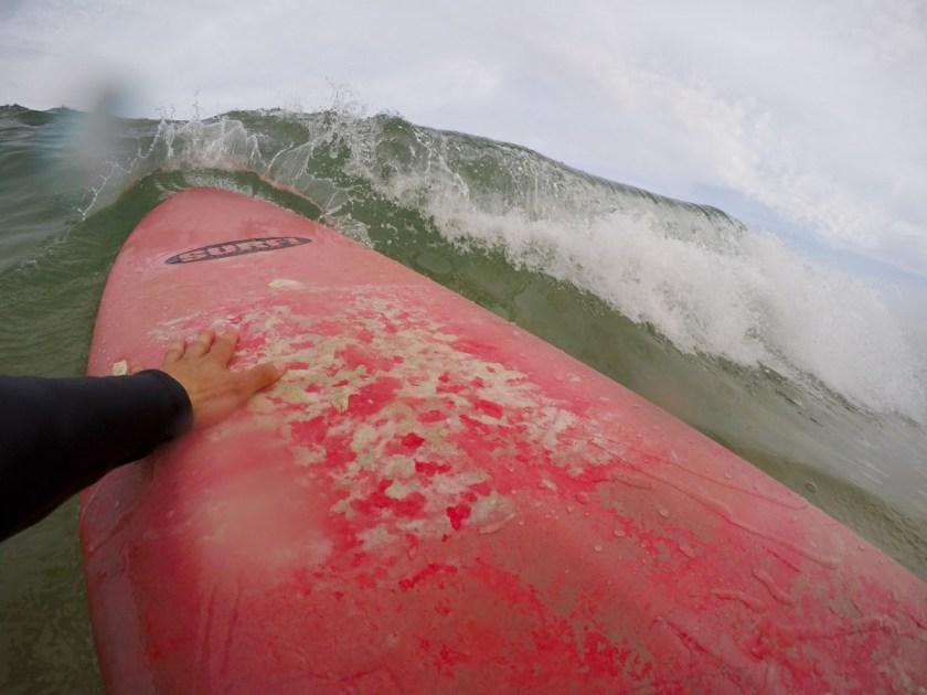 Surfen an Portugals Westküste