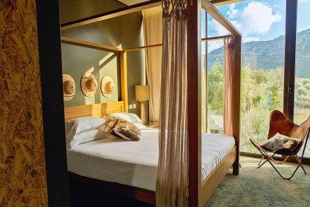 Zimmer Cooking & Nature Emotional Hotel Alvados
