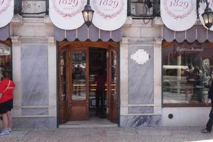 """Shopping-Tipp Lissabon: """"Confeitaria Nacional"""""""