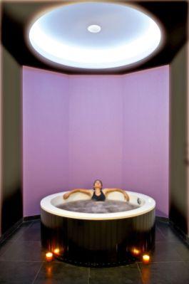 Spa im The Vine Hotel auf Madeira
