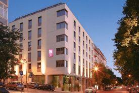 Außenansicht Hotel Neya Lisboa bei OLIMAR Reisen