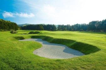 Golfplatz Furnas Azoren