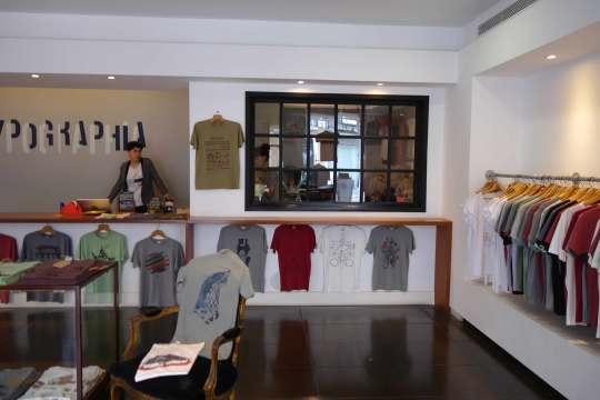 """Shopping-Tipp Lissabon: """"Typographia"""""""