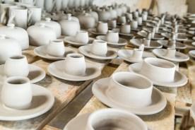 Keramikvasen Azoren Keramikfabrik