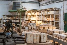 Keramikfabrik Lagoa Azoren