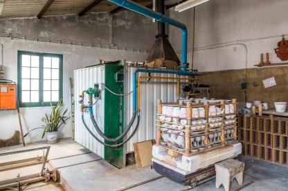 Keramikfabrik Ofen Azoren