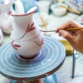 Kermamikmalerei Keramikfabrik Lagoa