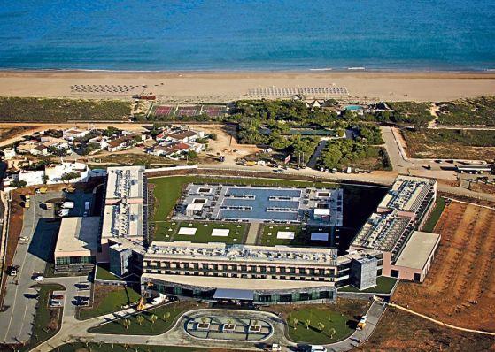 Luftbild Vila Galé Lagos