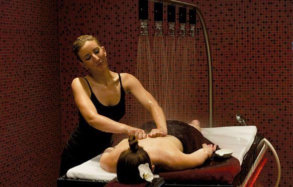 Beauty-Massage im Urlaub
