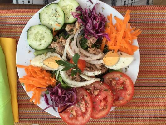 Salat BonecaBar