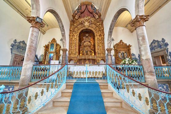 Kirche Altar Algarve