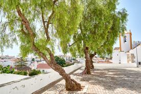 Kirchplatz Algarve