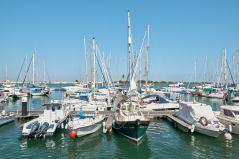 Boote Hafen Santa Luzia