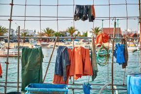 Fischerei Utensilien Algarve