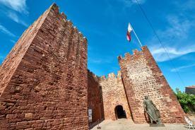 Burgmauern Silves