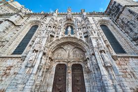Fassade Hieronymuskloster Belém