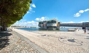 Expo Gelände Oceanário Lissabon