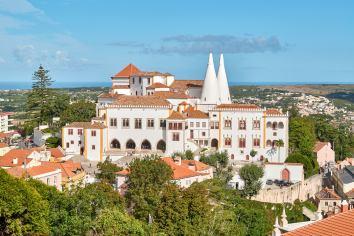 Nationalpalast von Sintra