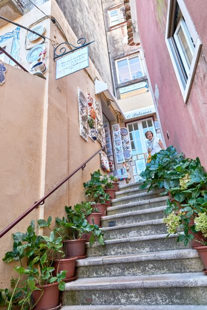 Treppe Sintra