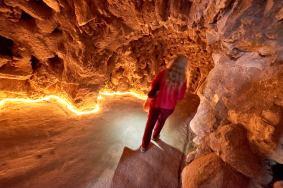Höhle Quinta da Regaleira Sintra