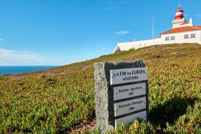 Cabo da Roca Leuchtturm