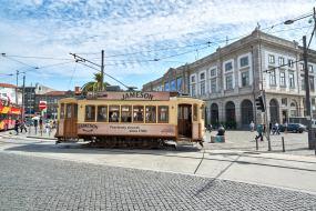 tram Porto Ausflug