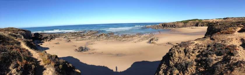 Rota Vicentina Praia da Foz dos Ouricos