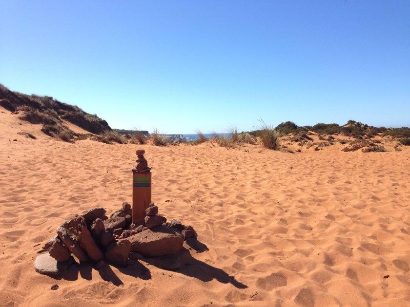 Sandwege Rota Vicentina