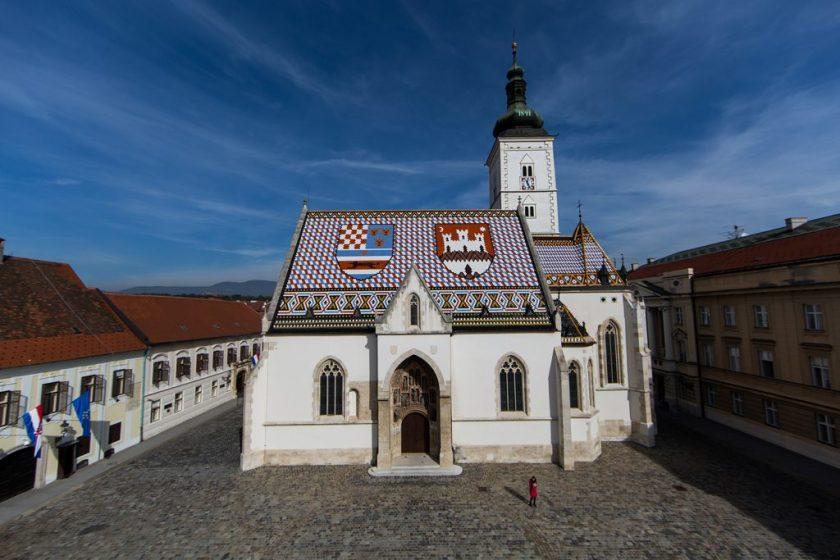 Markuskirche Zagreb