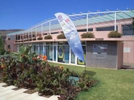 Rhea Dive Center Außenansicht Porto Santo