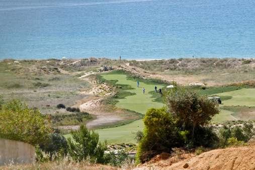 Golfplatz Onyria Palmares mit Meerblick