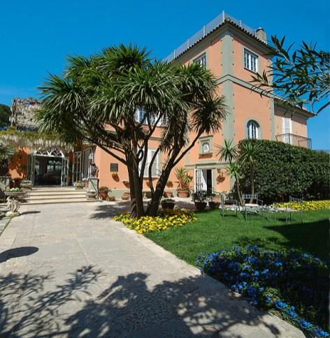 Relais Du Silence Villa Maria Amalfiküste