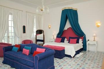 Relais Du Silence Villa Maria Zimmerbeispiel Himmelbett Amalfiküste