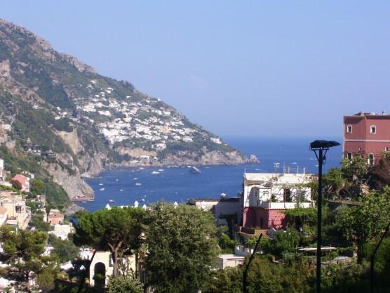 Positano Hafenblick Amalfiküste