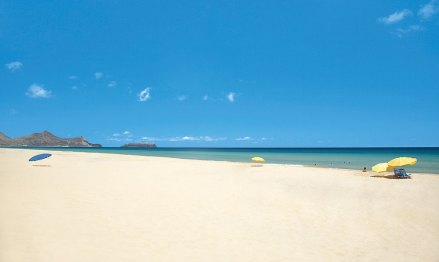 Strand Porto Santo Urlaub