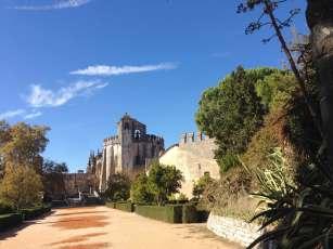 Burganlage Tomar Park