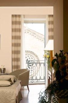 Grand Hotel Piazza Borsa Ausblick