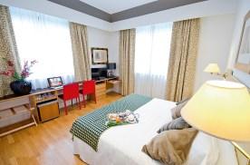 Hotel Plaza Opèra Zimmer