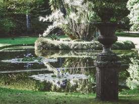 Details im Terra Nostra Park